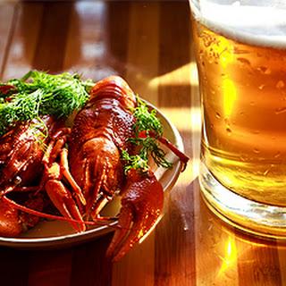 Very Tasty Crayfish