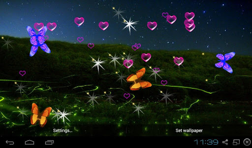 Firefly 3D LWP