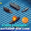 BATTLESHIP WAR GAME - Schiffe versenken ! (FREE) icon
