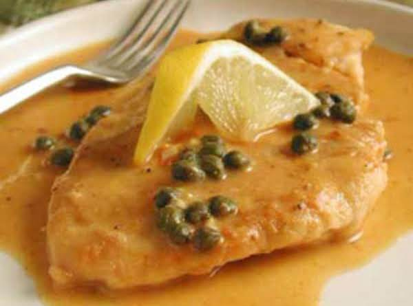 Chicken Picatta
