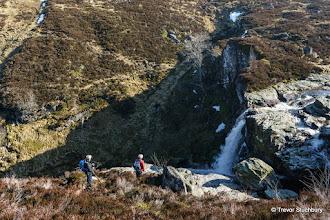 Photo: Falls of Damff, Glen Esk, Angus