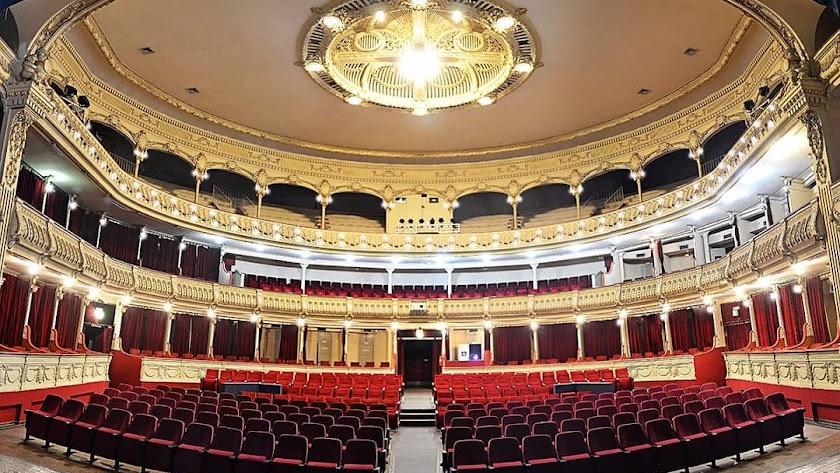 El Cervantes, que acaba de cumplir tres años en manos de Kuver, permanece cerrado como todos los teatros de España.