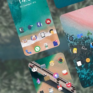 Ineclectic – Material Design Icon Pack (MOD, Paid) v1.2.8 3