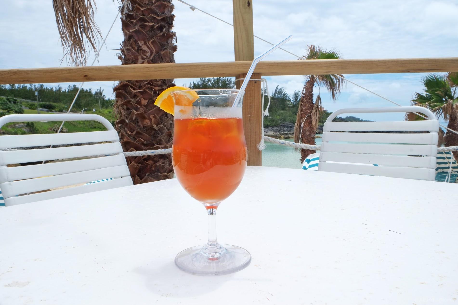 Rum Swizzle Bermuda