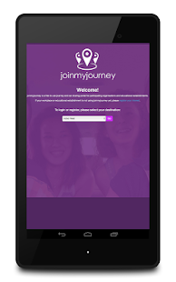 JoinMyJourney- screenshot thumbnail
