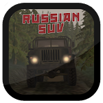 Russian SUV Icon
