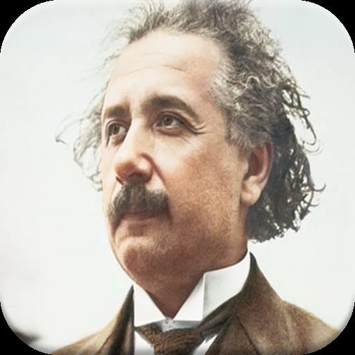 Biography of Albert Einstein 書籍 App LOGO-APP試玩
