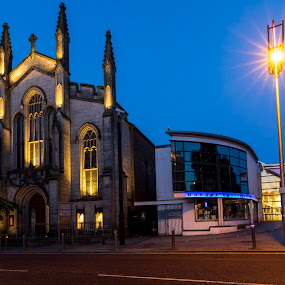 Cathedral  by Iain Cathro - Buildings & Architecture Places of Worship ( dca, dundee contemporary art, cathedral, dundee, scotland )