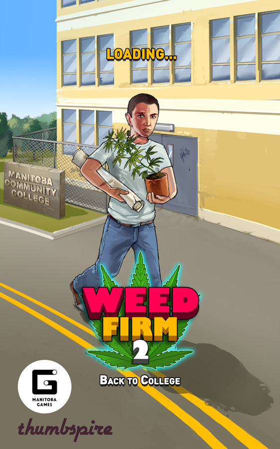 Weed Firm 2: Back to College - Android Apps on Google Play
