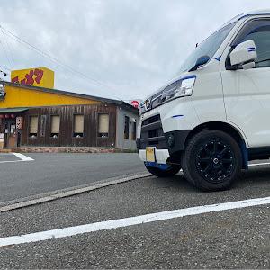 ハイゼットカーゴ  クルーズ ビジネスパック 5MT 4WDのカスタム事例画像 とねっとさんの2021年09月12日13:59の投稿