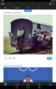 9GAG- screenshot thumbnail
