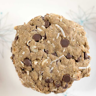 Gluten-free Vegan Chocolate Chip Pecan Cookies Made with Teff Flour and Coconut too!.