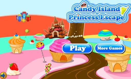 Candy Island Princess Escape