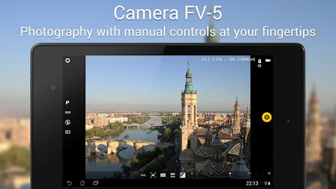 Camera FV-5 Screenshot 17