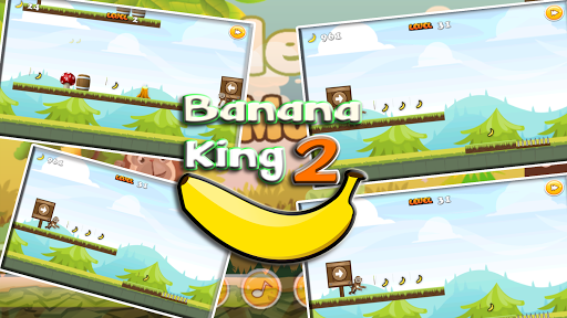 Banana King 2 1.0 screenshots 3