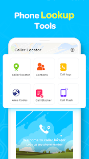 App Phone Number Locator - Caller ID & Call Blocker APK for Windows Phone