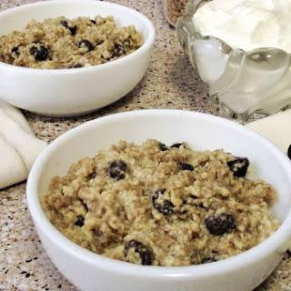 Grapenut Breakfast Pudding Recipe