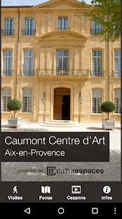 Caumont Centre d'Art- screenshot thumbnail