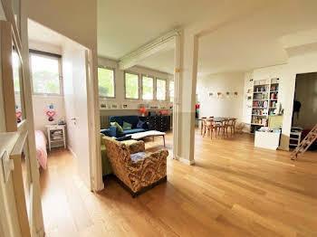 Loft 3 pièces 78 m2