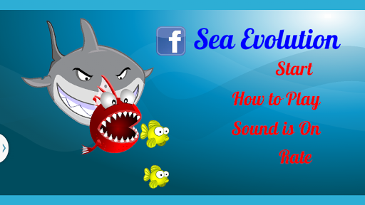 Sea Evolution - Shark Survival