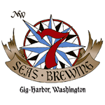 Logo of 7 Seas Cascadian Dark Ale