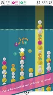 Coin Line - Solitaire Puzzle- screenshot thumbnail
