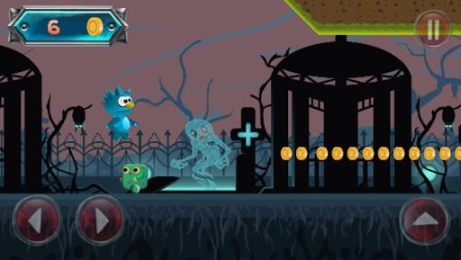 Télécharger Gratuit Blue monster adventure mod apk screenshots 3