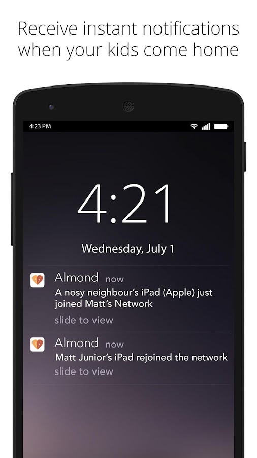 Almond- screenshot