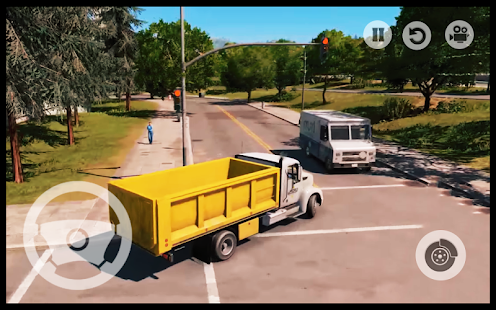 Truck Driving : Speed Race Cargo Transport Game 3D - náhled