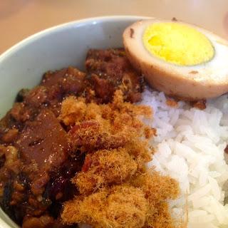 Minced Pork Rice – Taiwan Flavor (台式卤肉饭、台式滷肉飯)