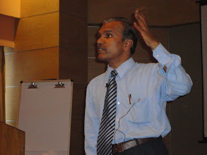 Photo: Dr.Manjunath - Keynote Address