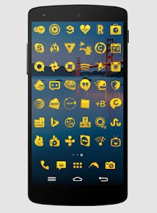 Golden Icons - Icon Pack v3.6