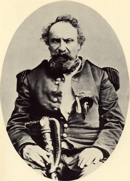 Portrait of Emperor Norton I.