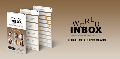 World Inbox (DigiClass) Apps (apk) free download for Android/PC/Windows screenshot