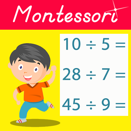 Division Tables - Montessori Math for Kids!