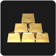 Solid Gold  Icon Pack Pro Version