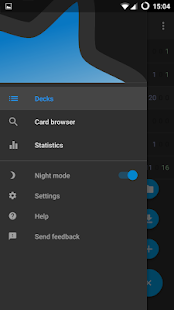 AnkiDroid Flashcards- screenshot thumbnail