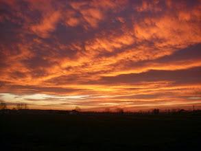 Photo: Takie niebo