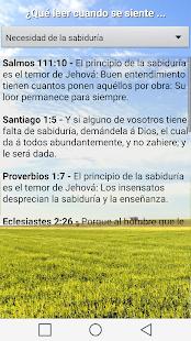 Auto-Ayuda Bíblica- screenshot thumbnail
