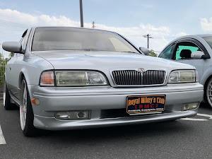 インフイニティQ45 HG50 H8年式タイプVアクティブサスペンション装着車のカスタム事例画像 鎌倉街道最速‼︎さんの2019年05月02日21:58の投稿