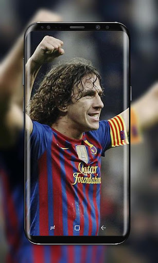 Carles Puyol 4K 2020 Wallpapers - Puyol Wallpapers screenshots 1