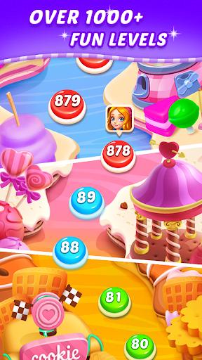 Sweet Candy Puzzle: Crush & Pop Free Match 3 Game apkdebit screenshots 5