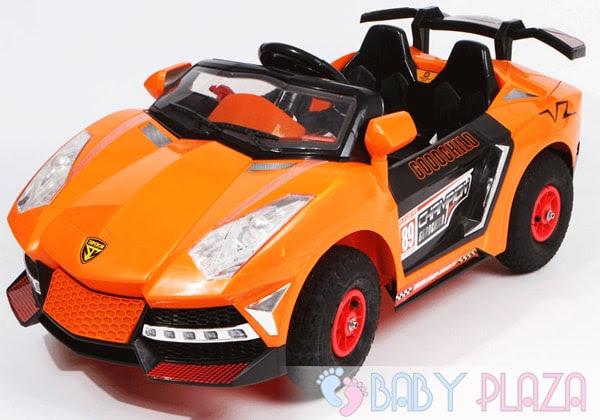 Xe hơi điện cho bé 2117 3