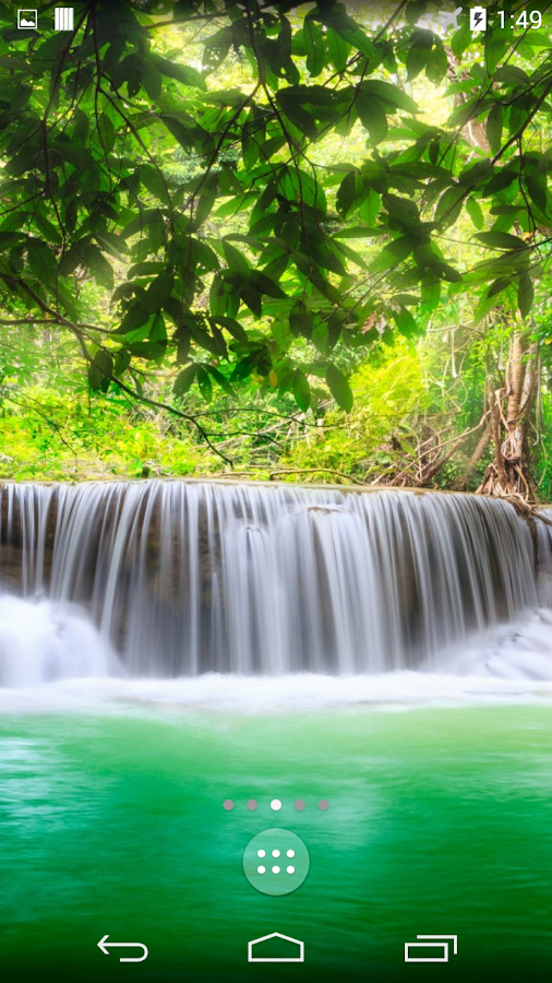 Waterfalls 4K Live Wallpaper - Android Apps on Google Play