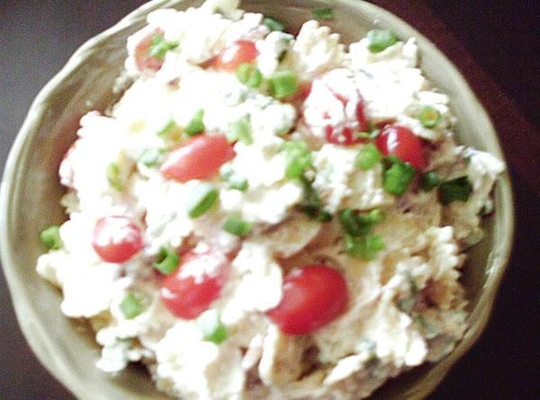 Bow-tie Pasta Salad Recipe