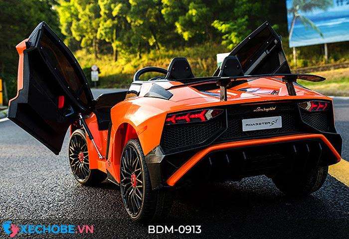 Xe ô tô điện trẻ em BDM-0913 15