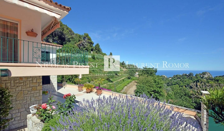 Maison avec piscine et terrasse Villefranche-sur-Mer