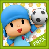 Talking Pocoyo Football Free