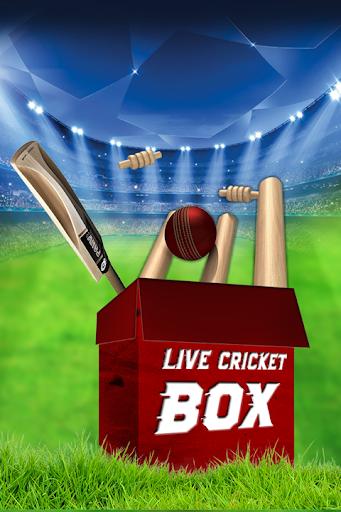 Live Cricket Box 1.5 screenshots 1