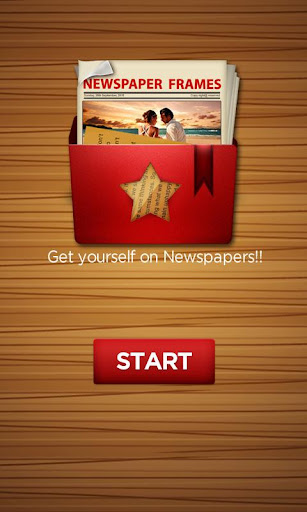 News Paper Frames